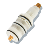 Illustration of a thermostatic cartridge